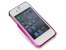 GRAMAS Metal Bumper for iPhone 4S/4 Type02 ラウンドタイプ