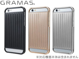 GRAMAS Full Metal Case RM03 for iPhone 6