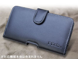 PDAIR レザーケース for GALAXY Note Edge SC-01G/SCL24 ポーチタイプ