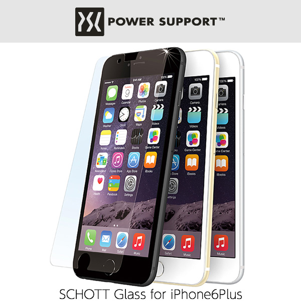 SCHOTT Glass for iPhone 6 Plus