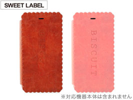 SWEET LABEL Sweets Case Biscuit for iPhone 6 Plus