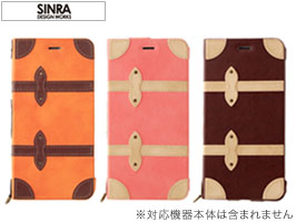 Sinra Design Works Trolley Case for iPhone 6 Plus