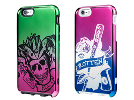 GRAMAS COLORS Hybrid case SUICIDE SQUAD for iPhone 6s / 6