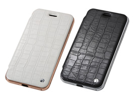HYBRID Case UNIO Genuine Leather for iPhone 7 Plus