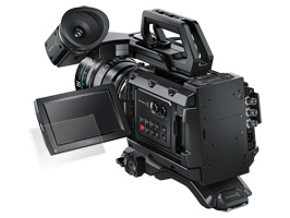 OverLay Brilliant for Blackmagic URSA Mini 4.6K/4K