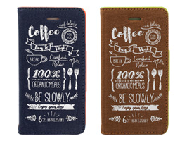 Cafe Style Case for iPhone 7