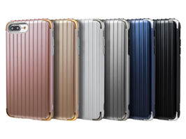 "GRAMAS COLORS ""Rib 2"" Hybrid Case CHC496P for iPhone 7 Plus"