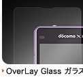 OverLay Glass for Xperia (TM) A2 SO-04F