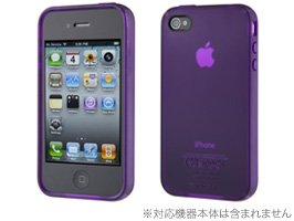 SeeThru Satin for iPhone 4 アウトレット品