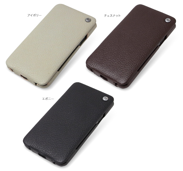 Noreve Ambition Selection レザーケース for GALAXY S II SC-02C