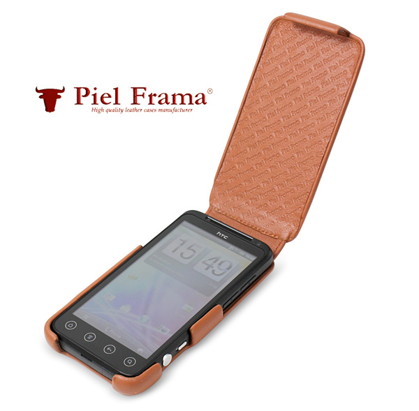 Piel Frama iMagnum レザーケース for htc EVO 3D ISW12HT
