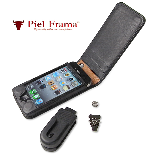 Piel Frama レザーケース for iPhone 4S/4