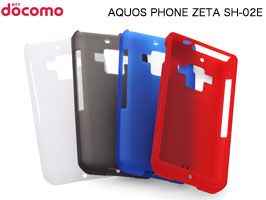 ソフトジャケット for AQUOS PHONE ZETA SH-02E