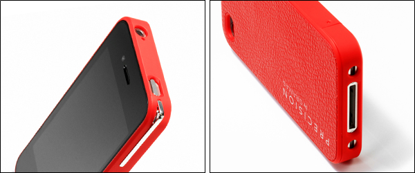 PRECISION by GRAMAS Combi Case for iPhone 4S/4