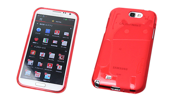 Cruzerlite Androidify A2 TPUケース for GALAXY Note II SC-02E