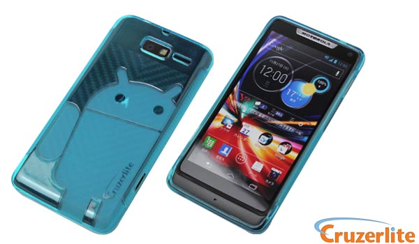 Cruzerlite Androidify A2 TPUケース for MOTOROLA RAZR M 201M