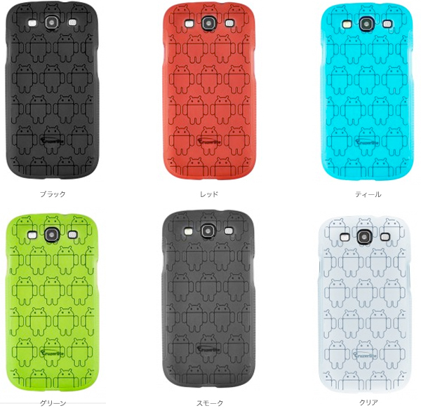 Cruzerlite Androidified Clone Army TPUケース for GALAXY S III SC-06D/i9300