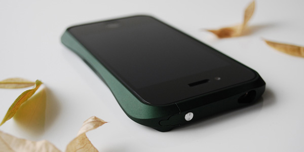 CLEAVE ALUMINIUM BUMPER LIMITED for iPhone 4S/4 UrbanEdition