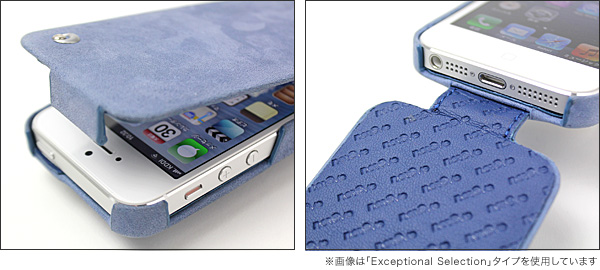 Noreve Ambition Selection レザーケース for iPhone 5