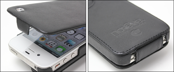 Noreve Perpetual Selection Tradition D レザーケース for iPhone 4S/4
