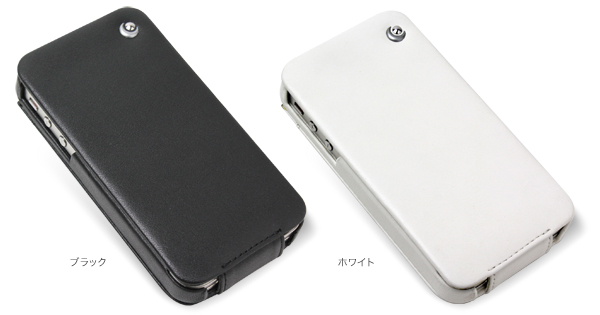 カラー Noreve Perpetual Selection Tradition D レザーケース for iPhone 4S/4