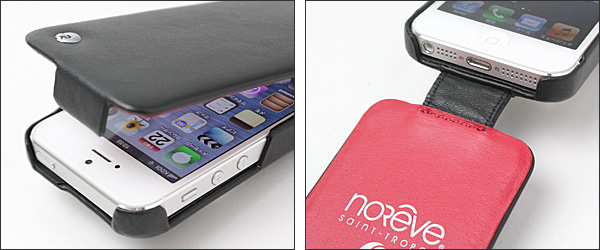 Noreve Tentation Tropezienne selection レザーケース for iPhone 5