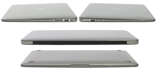 エアージャケットセット for MacBook Air 11インチ((Early 2015/Early 2014/Mid 2013/Mid 2012/Mid 2011/Late 2010))