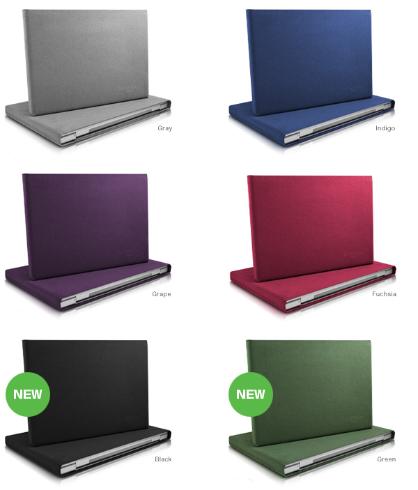 "カラーSleevz for MacBook Pro 15""(Retina Display)"