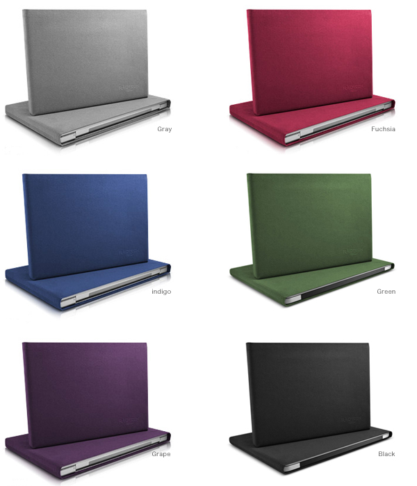 "カラー Sleevz for MacBook Pro 13""(Retina Display)"