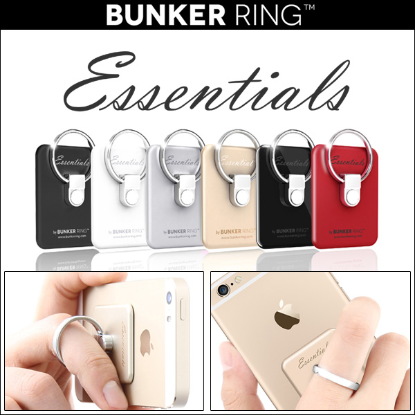 Bunker Ring Essentials
