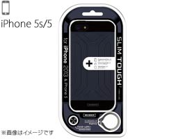 MOBIER SLIM TOUGH 2 ハイブリッドケース for iPhone 5s/5