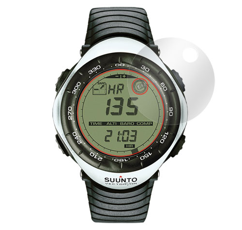 OverLay Brilliant for SUUNTO(2枚組)