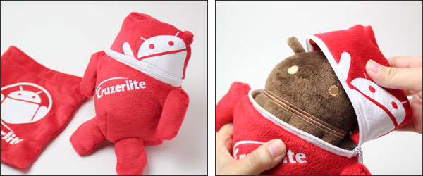 Cruzerlite Android Kit Plush