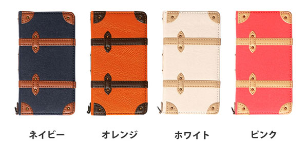 SINRA DESIGN WORKS Trolley Case トローリーケース for Xperia A SO-04E