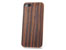 Razornautz REAL WOODEN CASE COVER 「WoodGrain-木目-」 for iPhone SE / 5s / 5
