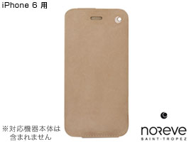 Noreve Exceptional Selection レザーケース for iPhone 6