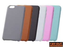 USLiM STYLISH LEATHER for iPhone 6