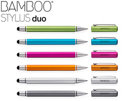 Bamboo Stylus duo 3rd Generation
