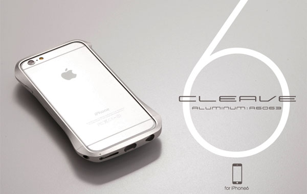 CLEAVE Aluminum Bumper for iPhone 6