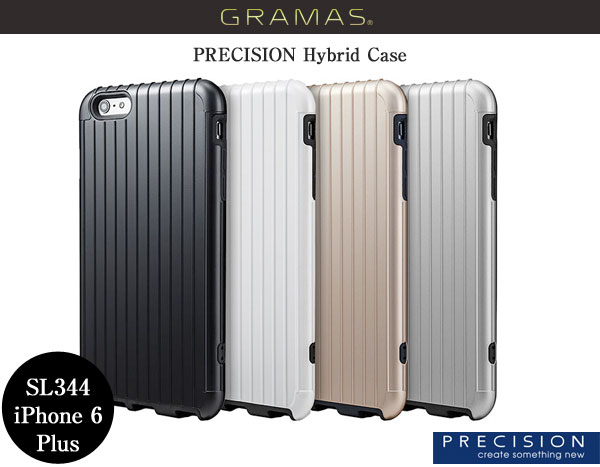 PRECISION Hybrid Case SL344 for iPhone 6 Plus