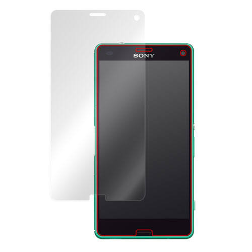 OverLay Brilliant for Xperia (TM) Z3 Compact SO-02G 表面用保護シート