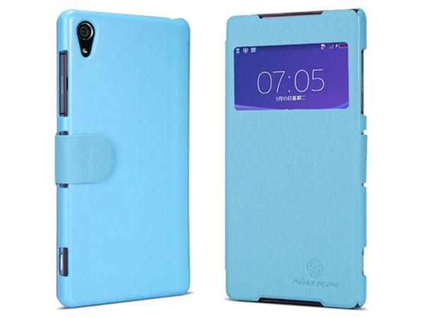 Nillkin Fresh S-View Case for Xperia (TM) Z2 SO-03F