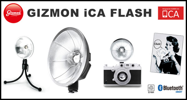 GIZMON iCA FLASH
