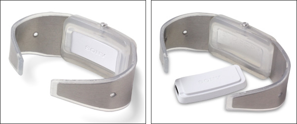 Metal core Grip(SmartBand SWR10専用)