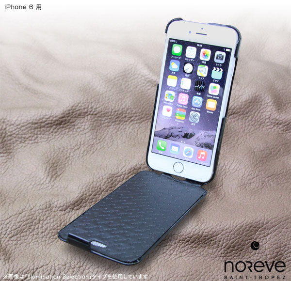 Noreve Selection レザーケース for iPhone 6
