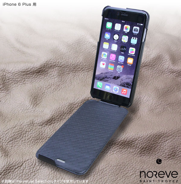 Noreve Selection レザーケース for iPhone 6 Plus