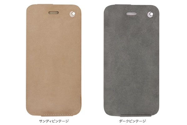 カラー Noreve Exceptional Selection レザーケース for iPhone 6 Plus