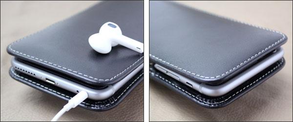 27994e0c74 株式会社ミヤビックス - PDAIR レザーケース for iPhone 6 Plus ...