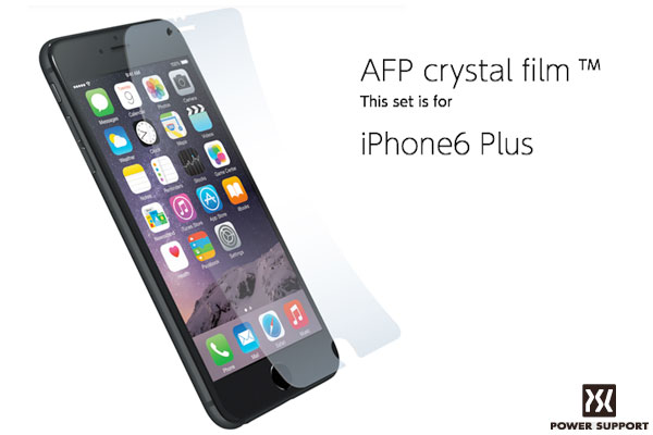 AFPクリスタルフィルムセット for iPhone 6 Plus