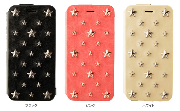 カラー mononoff 607 Star's Case for iPhone 6